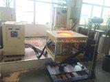 Schmelzender Ofen der Mittelfrequenzinduktions-50kw für silbernes Einschmelzen 50kgs