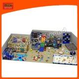 De Populaire Binnen Zachte Speelplaats van Mich met Labyrint die voor Kinderen beklimmen