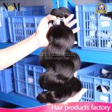 Het volledige Hoofd Hoogste Lange Haar van de Kleur van de Kwaliteit 30inch van de Rang Natuurlijke Zwarte