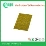 De gele Raad van de Kring van PCB van het Masker van het Soldeersel Fr4 Multilayer
