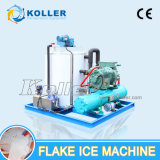 5000kg Commercial Hot Sale Ice Flake Plant pour Supermarché (KP50)