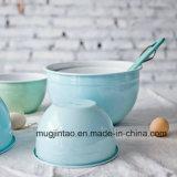 Инструменты выпечки Kitchenware эмали варя логос OEM шара эмали тарелки шара Vegetable