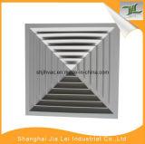 Weiße Methoden-Rückholluft-Diffuser (Zerstäuber) des Farben-Decken-Aluminium-4
