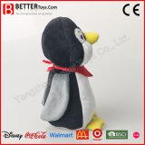 Jouet mou mignon de peluche de pingouin de peluche pour des gosses