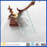 2mm-8mm de vidrio con patrón / vidrio oscuro con el mejor vidrio