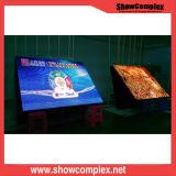 P10 HD RGB im Freien farbenreiche elektronische bekanntmachende LED-Bildschirmanzeige
