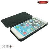 iPhone를 위한 가죽 지갑 전화 상자