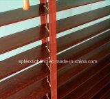 84mm persianas de madera con cubierta de valencia (SGD-W-517)