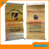 Мешок бумаги Kraft прокатанный сплетенный PP для цемента