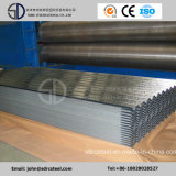 Горячий окунутый гальванизированный стальной Gi катушки/листа/крена для Corrugated листа толя