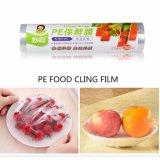 Food of degrees PE/CPVC Cling film Stretched film Wrap jumbo jet roll