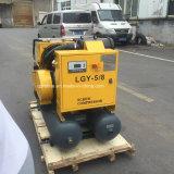 Kaishan lgy-5/8 30kw Draagbare Compressor van de Lucht van de Schroef voor Mijnbouw