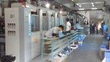Máquina italiana para fazer PVC, sola de TPU