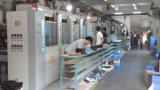 Máquina italiana para Hacer PVC, TPU Sole