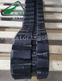 Trilha de borracha da esteira rolante de borracha da máquina escavadora (300X55.5k)