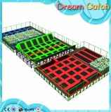 Plus de gens Love Jungle Theme Enfants Soft Play Indoor Toddler Playground Trampoline