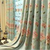 Tenda di finestra floreale di mancanza di corrente elettrica del ricamo del Chenille popolare (20F0082)