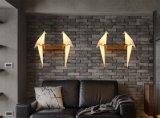 方法通路またはクラブのための古典的な鳥ライトLED壁ランプ