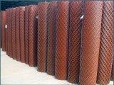 拡大されたアルミニウム金網のFalltterd中国の製造の供給