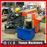 machine à profiler encadrement de porte métallique en acier