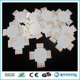 Clip del adaptador de la esquina del ángulo del RGB del conector del alambre de la tira del LED 5050