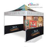 Foldableイベントの望楼のカスタムフルカラーのロゴの業務市場のテントを広告しなさい