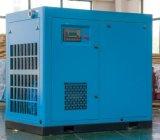 低圧ねじ圧縮機を空気冷却する160kw/220HP 4棒