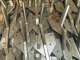 Pièce d'acier inoxydable, pièces de machines agricoles, pièces de bâti de machines
