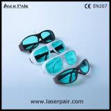 635nm, 650nm, предохранение от Eyewear для красных лазеров, рубиновый Ce En207 Goggles/безопасности лазера 694nm предохранения 600-700nm