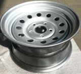 Оправа 15X7 колеса полного золота автозапчастей запасной части круга стальная
