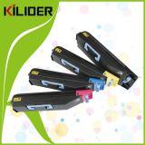 Cartouche compatible de Kyocera de couleur de toner de copieur d'imprimante laser des consommables Tk-865