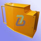De Vervaardiging van de douane van de Delen van het Metaal van het Blad met Zink eindigt