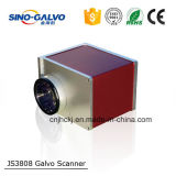 Высокая скорость Js3808 Professional Galvo головки блока цилиндров для лазерной резки оборудования