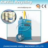 Barillet hydraulique compresser, baril de pétrole godet de la ramasseuse-presse, appuyez sur la machine
