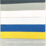 Flame Delaying Blue Knitting machine Fabric for Safety Garment