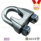 Fixador de hardware E. Galv Acessórios Maleáveis DIN741 as braçadeiras de cabos de armamento