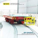 150 طن مادّيّة يعالج نقل عربة منخفضة على يحنى سكّة حديديّة