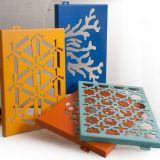 Панель художнического алюминия Perforated