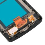 Housing Frame Replacement Part를 가진 LG Google Nexus 5 LG D820 D821 LCD Touch Digitizer Screen Assembly를 위한 LCD