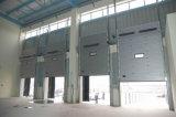 Portello di vetro del garage di alta qualità a piena vista trasparente sezionale di vetro di alluminio del blocco per grafici (Hz-SD017)