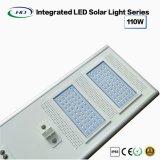 고성능 한세트 태양 LED 가로등 110W