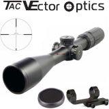 Espaço lateral afiado do rifle de Tatical do foco do espaço livre Mpt1 do atirador 6-25X50 do sistema ótico do vetor do Tac para o injetor dos rifles da caça com monocular Killflash de 30mm 1/10 de ajuste de mil.