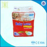 Fabricante del pañal del bebé con alta calidad barata del precio