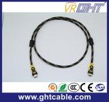 Kabel der Qualitäts-HDMI mit Nyloneinfassung