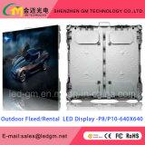 High-End Outdoor P10 écran LED, contraste élevé, les fabricants de haute luminosité