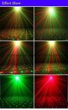 MiniLASERLICHT-funkelndes Stern fehlerfreies Mini-DJ-Stadium beleuchtet preiswertes Preis-Cer Fernsteuerungs RoHS