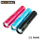 가벼운 Hoozhu U10 잠수 램프 최대 900 루멘 LED는 100m를 방수 처리한다