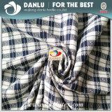 Gefärbtes gesponnenes Ripstop Gewebe 100% der Baumwolle21s Garn für Hemd