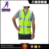 Vestuário de segurança / Vestuário de trabalho reflexivo / Vestuário / Jaqueta / colete com fita reflexiva