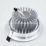 Aluminum+PC AC100-240V 18LEDs 세륨 RoHS 조정가능한 LED 반점 빛